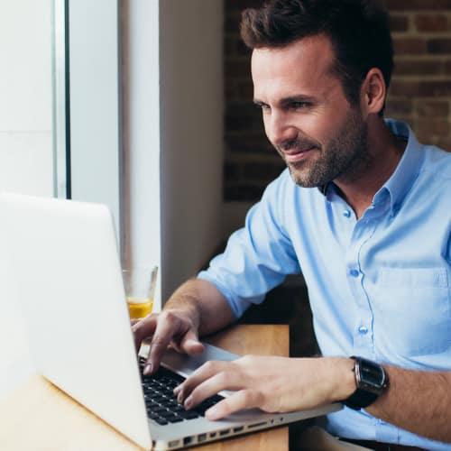 Välja kursplattform till onlinekursen