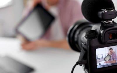 Videoproduktion för webbkurser