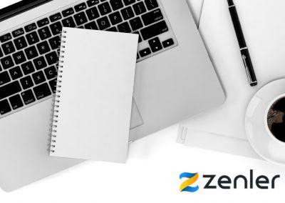 New Zenler | kurs- & medlemsplattform